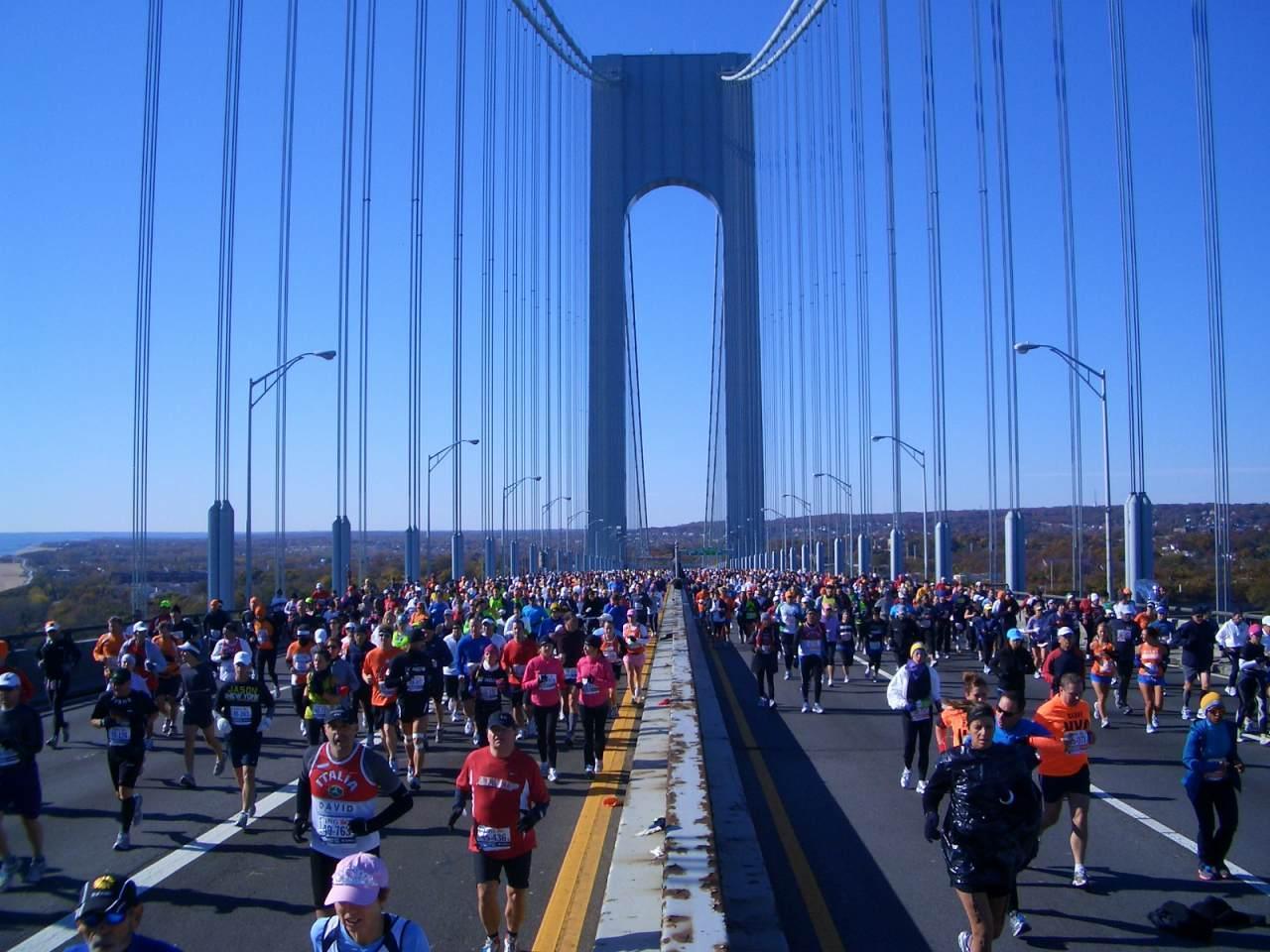 画像: 『催行保証!往復直行便 第50回記念ニューヨークシティマラソンツアー 10月31日出発Aプラン6日間』ゴール徒歩圏内ニューヨークヒルトン宿泊確約!大会登録早得|クラブツーリズム