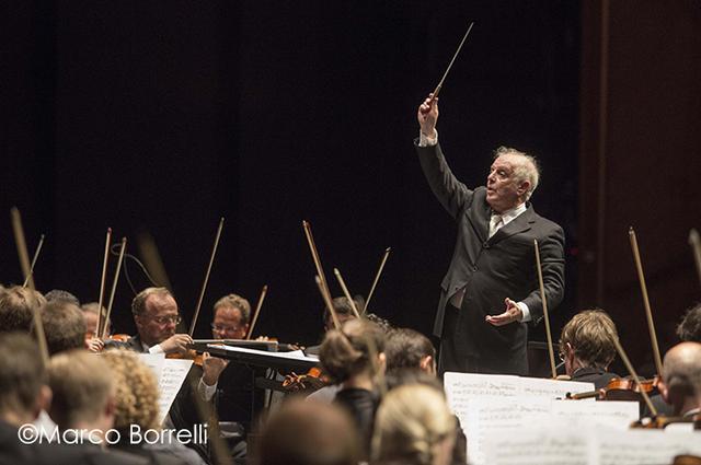 画像: ザルツブルク音楽祭 バレンボイム指揮ウィーン・フィル
