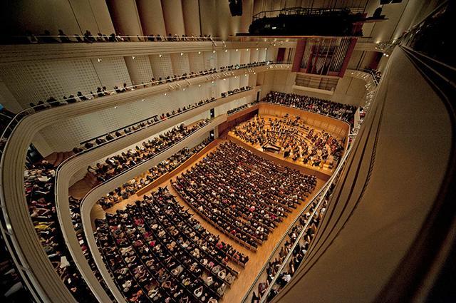 画像: カルチャーコングレスセンター 大ホール