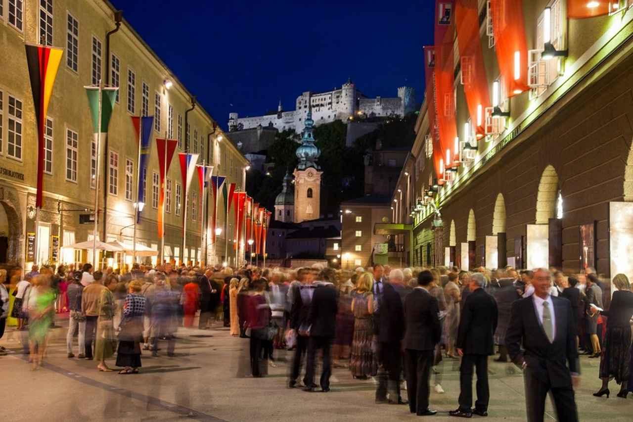 画像: <合唱の旅>「ザルツブルク音楽祭」のステージでモーツァルトを歌う【関西/名古屋発着国内線無料手配】|クラブツーリズム