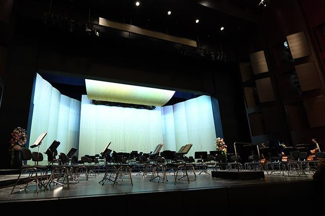 画像: 音楽祭メイン会場 祝祭劇場