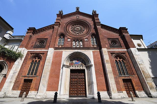 画像: 「レクイエム」が初演されたサン・マルコ教会
