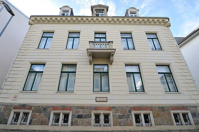 画像: マーラーがライプツィヒで2年間住んでいた住居