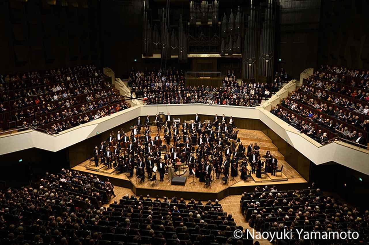画像: ゲヴァントハウス管弦楽団の「マーラー」演奏会