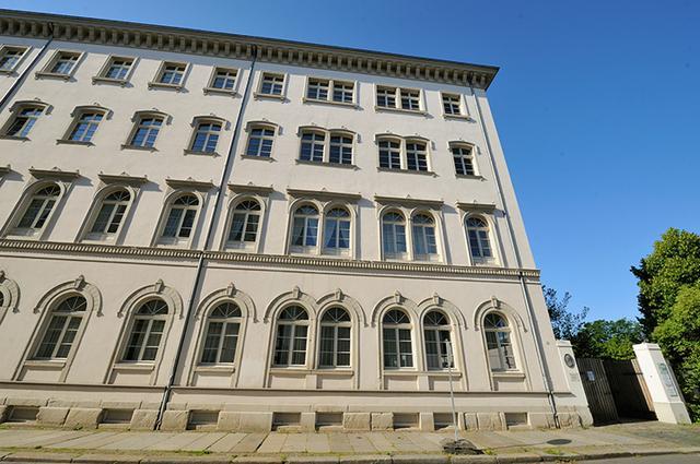 画像: メンデルスゾーンの住居 現在は記念館として公開されている