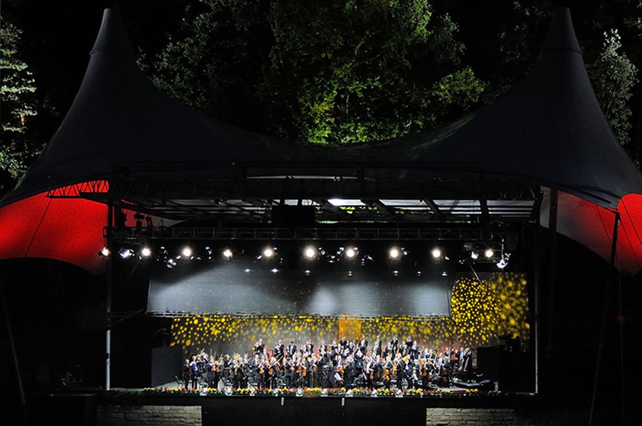 画像: ベルリン・フィル最終公演 ヴァルトビューネ野外コンサート