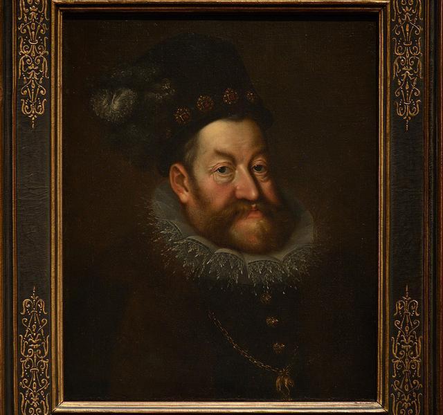 画像: 皇帝ルドルフ2世 美術史美術館蔵