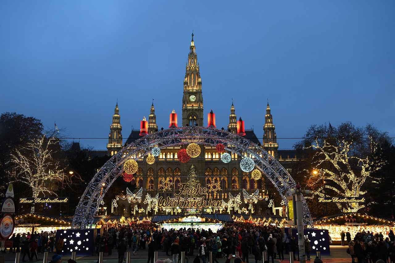 画像: 【音楽】山本直幸講師同行 ウィーン・フィルとベルリン・フィルを拠点ホールで鑑賞 クリスマスの時期に訪れる ウィーン・プラハ・ドレスデン・ベルリン10日間|クラブツーリズム