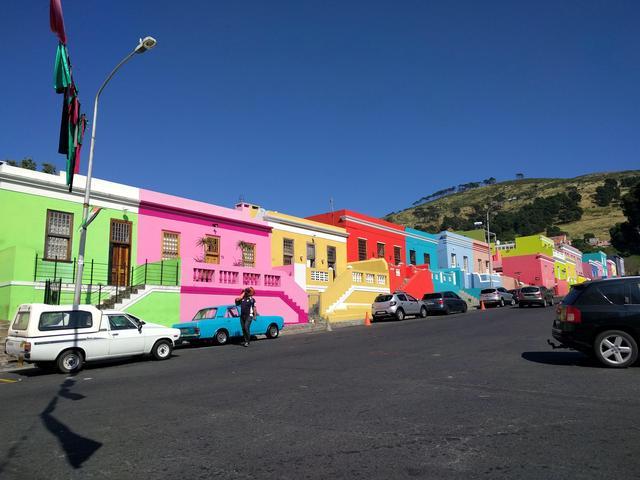 画像: マレー・クウォーター©南アフリカ政府観光局
