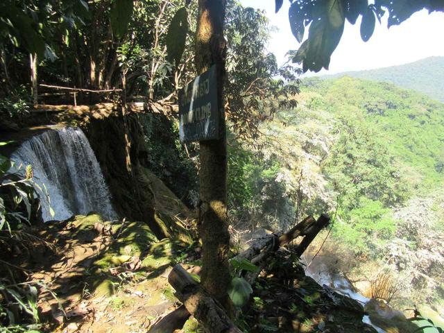画像2: クァンシーの滝ハイキング