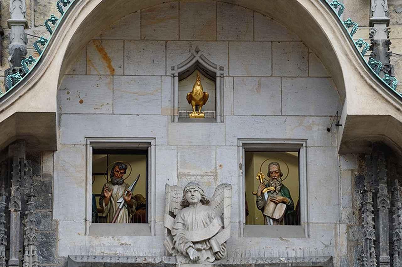 画像: ・・・12使徒は一瞬に姿を消す