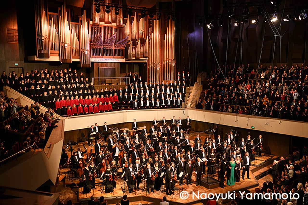画像: ゲヴァントハウス管弦楽団のジルヴェスターコンサート元祖「年末の第九」