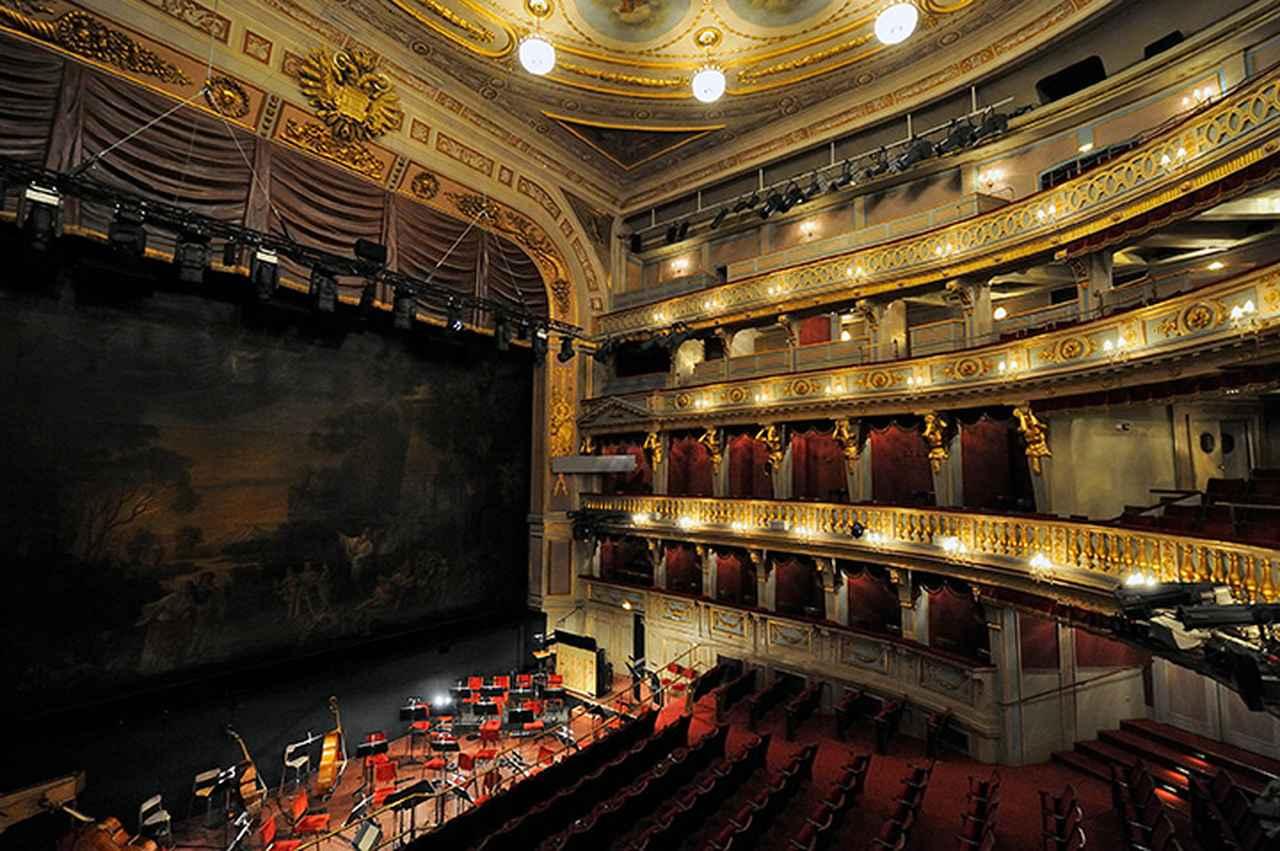 画像: 「フィデリオ」が初演されたアン・デア・ウィーン劇場