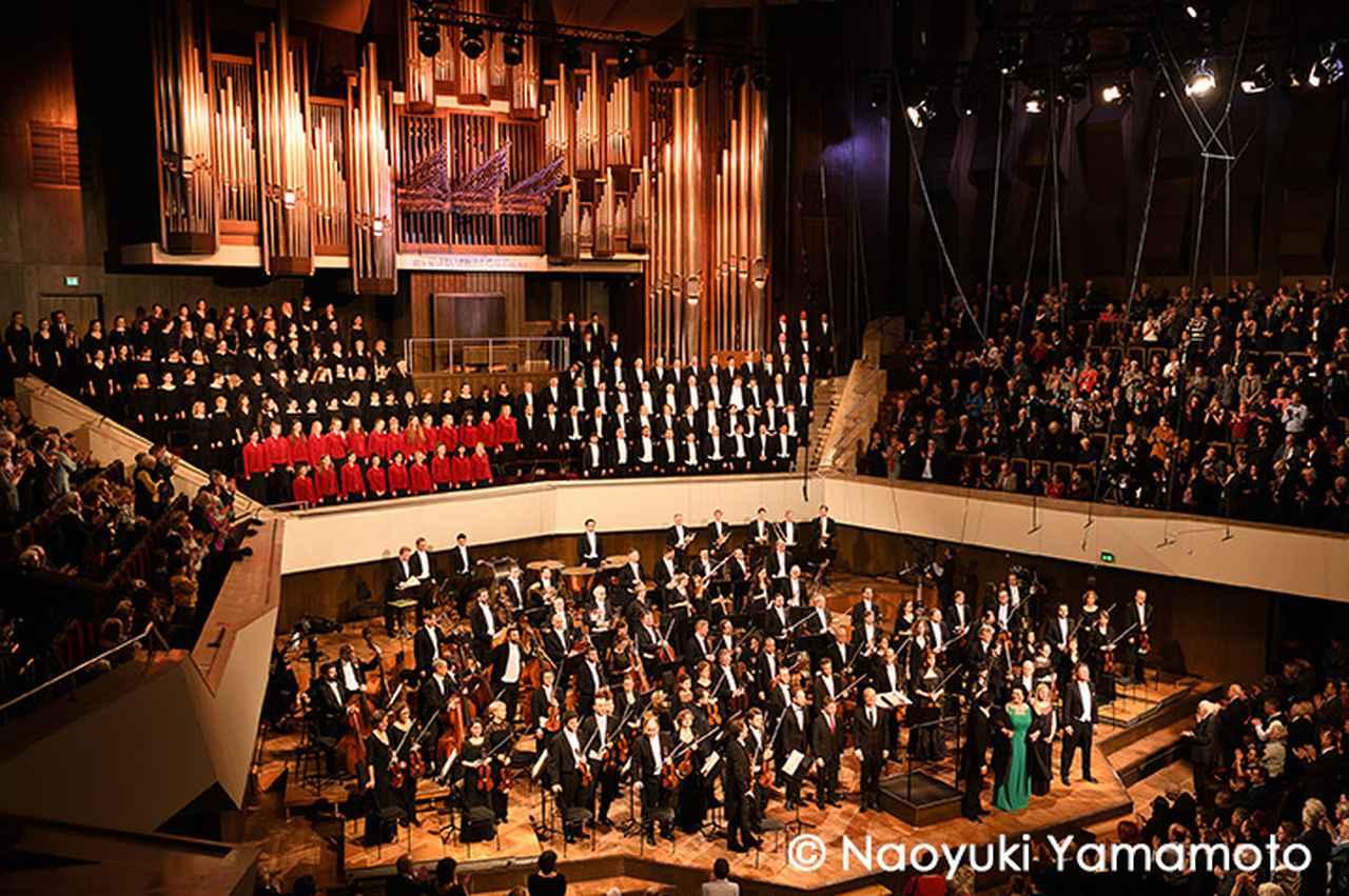 画像: ゲヴァントハウス管弦楽団の元祖「年末の第九」