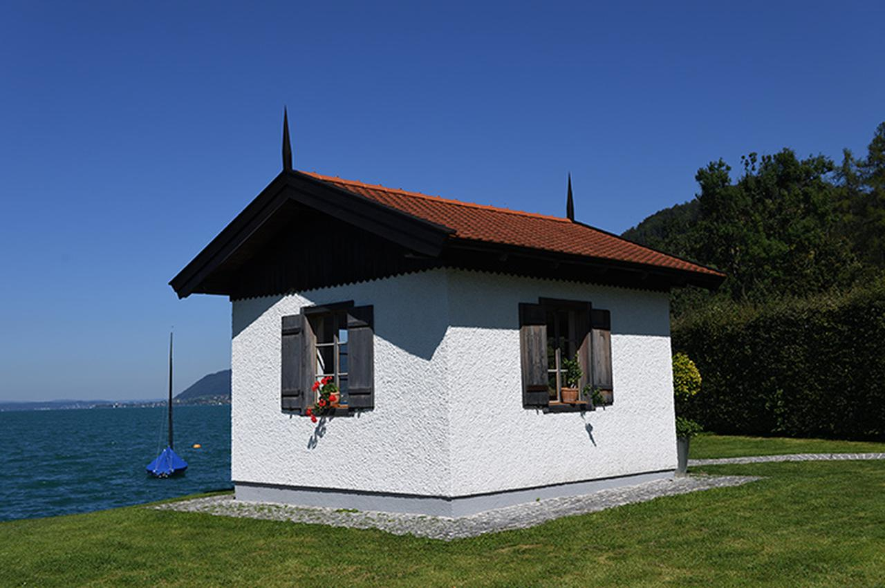 画像: シュタインバッハの作曲小屋