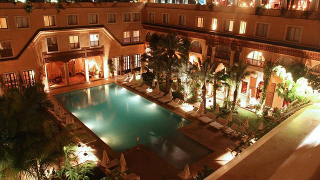 画像: ホテル「ジャルダン・ドゥ・ラ・クトゥビア」(イメージ)