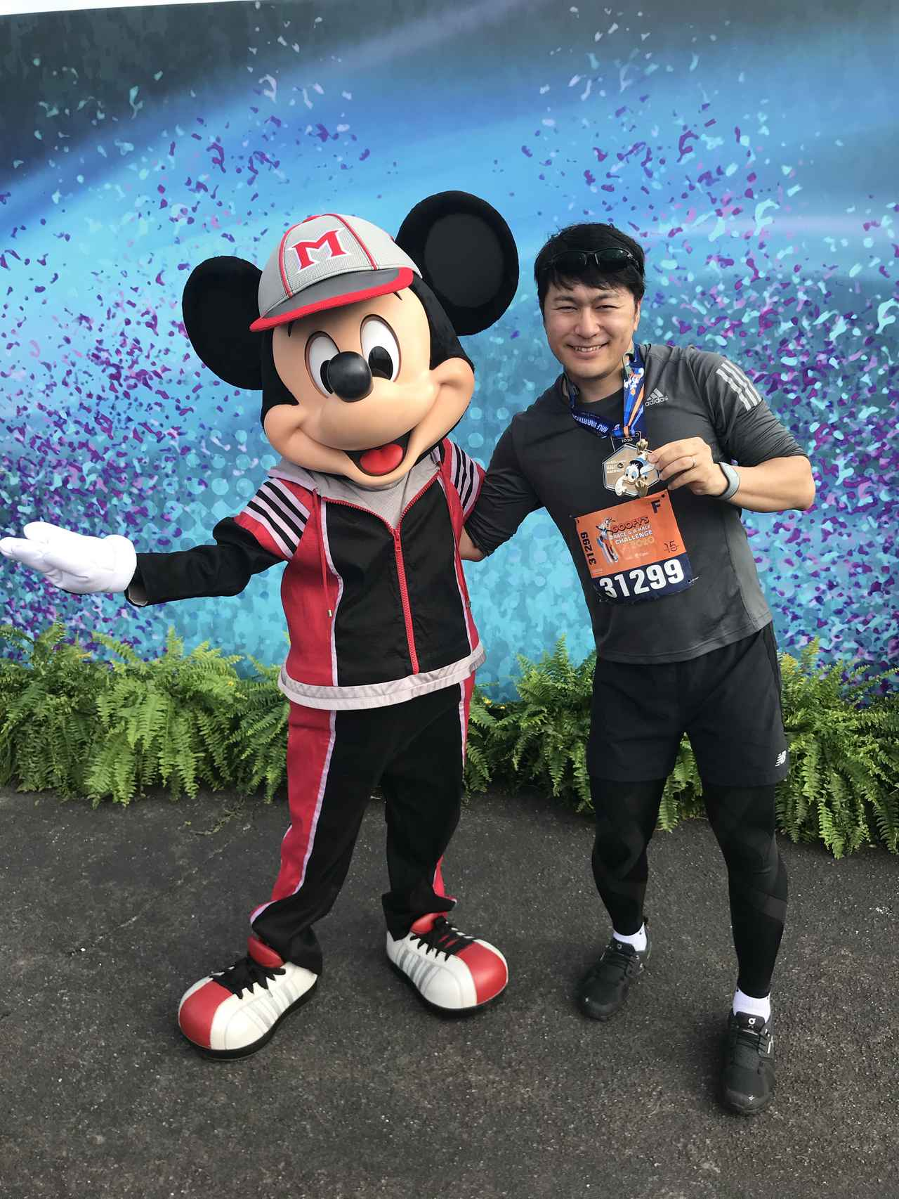 画像: 【地球を走ろう!】ウォルトディズニーワールドマラソン大会レポート