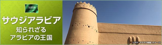画像: 観光地情報|サウジアラビア旅行・ツアー・観光|クラブツーリズム