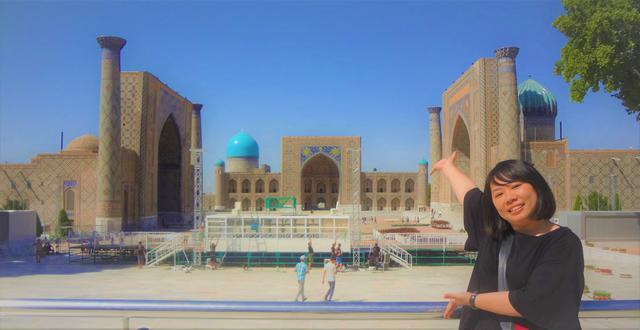 画像: ウズベキスタンと言えば、レギスタン広場。(スタッフ撮影/イメージ)
