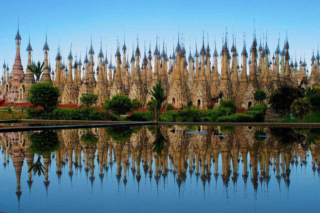 画像1: ミャンマー旅行・ツアー   海外旅行   クラブツーリズム