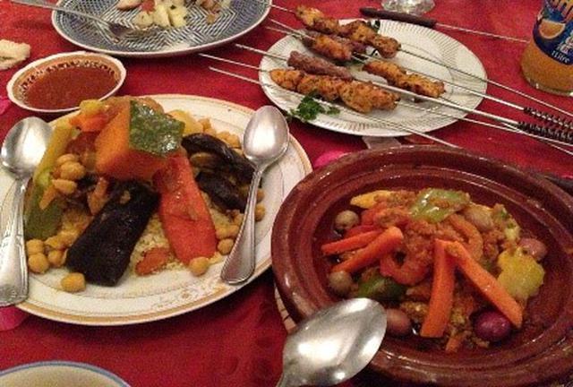 画像: モロッコ料理(スタッフ撮影/イメージ)