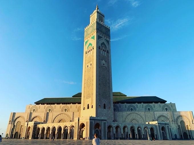 画像: ハッサン2世モスク(スタッフ撮影/イメージ)