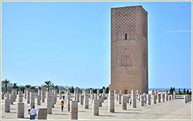 画像: ハッサンの塔(スタッフ撮影/イメージ)