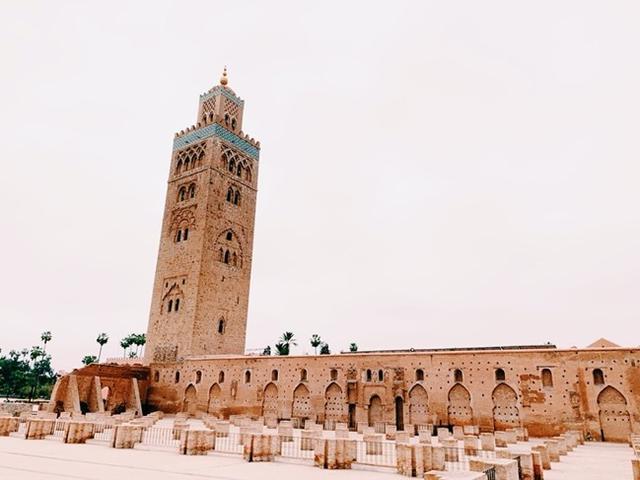 画像: クトゥビアの塔(スタッフ撮影/イメージ)