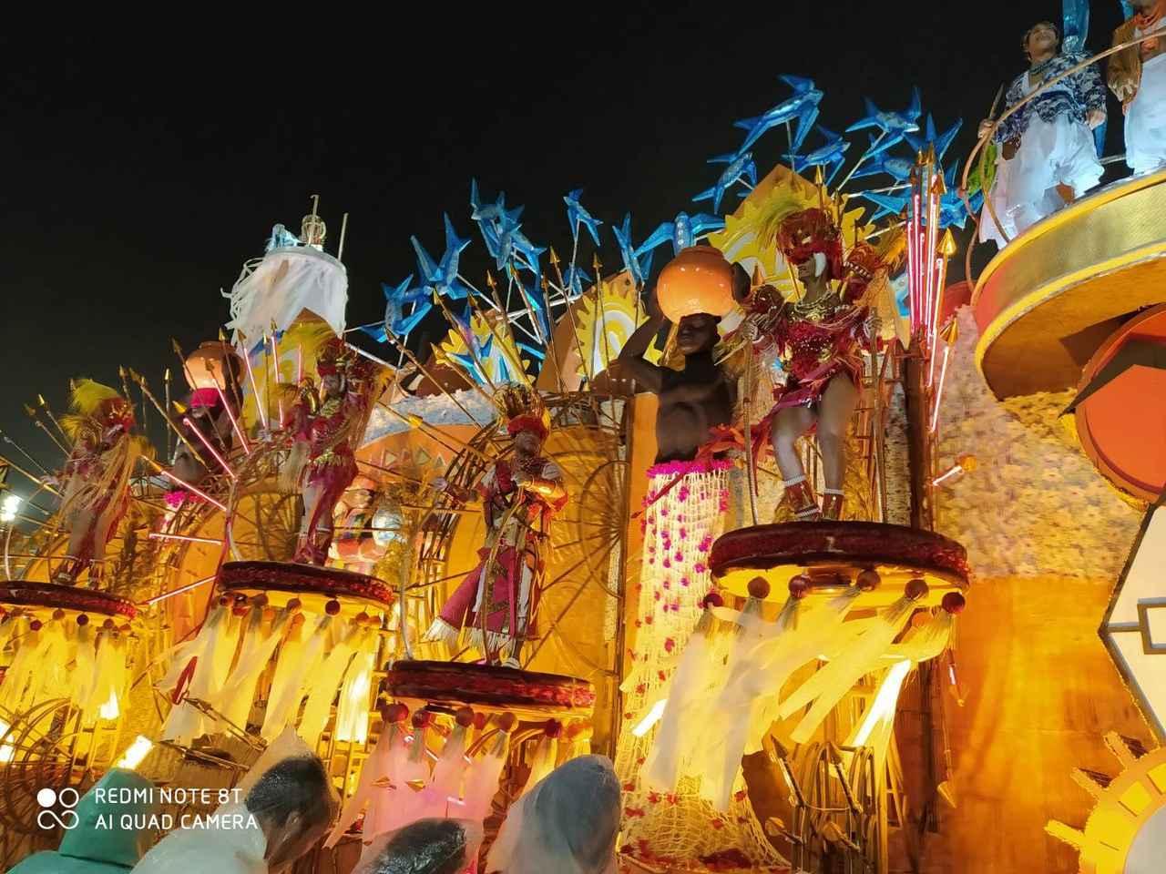 画像1: リオのカーニバル/弊社スタッフ撮影