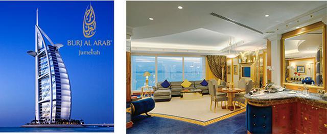 画像: 憧れのホテル|ドバイ・アブダビ旅行・ツアー・観光│クラブツーリズム