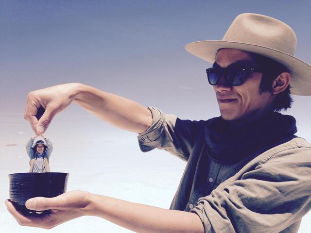 """画像4: 夜を美しくする〇〇シリーズ<第4回>『天空の鏡""""ウユニ塩湖""""で見る星空/ボリビア』【好奇心で旅する海外】<夜空の物語>"""