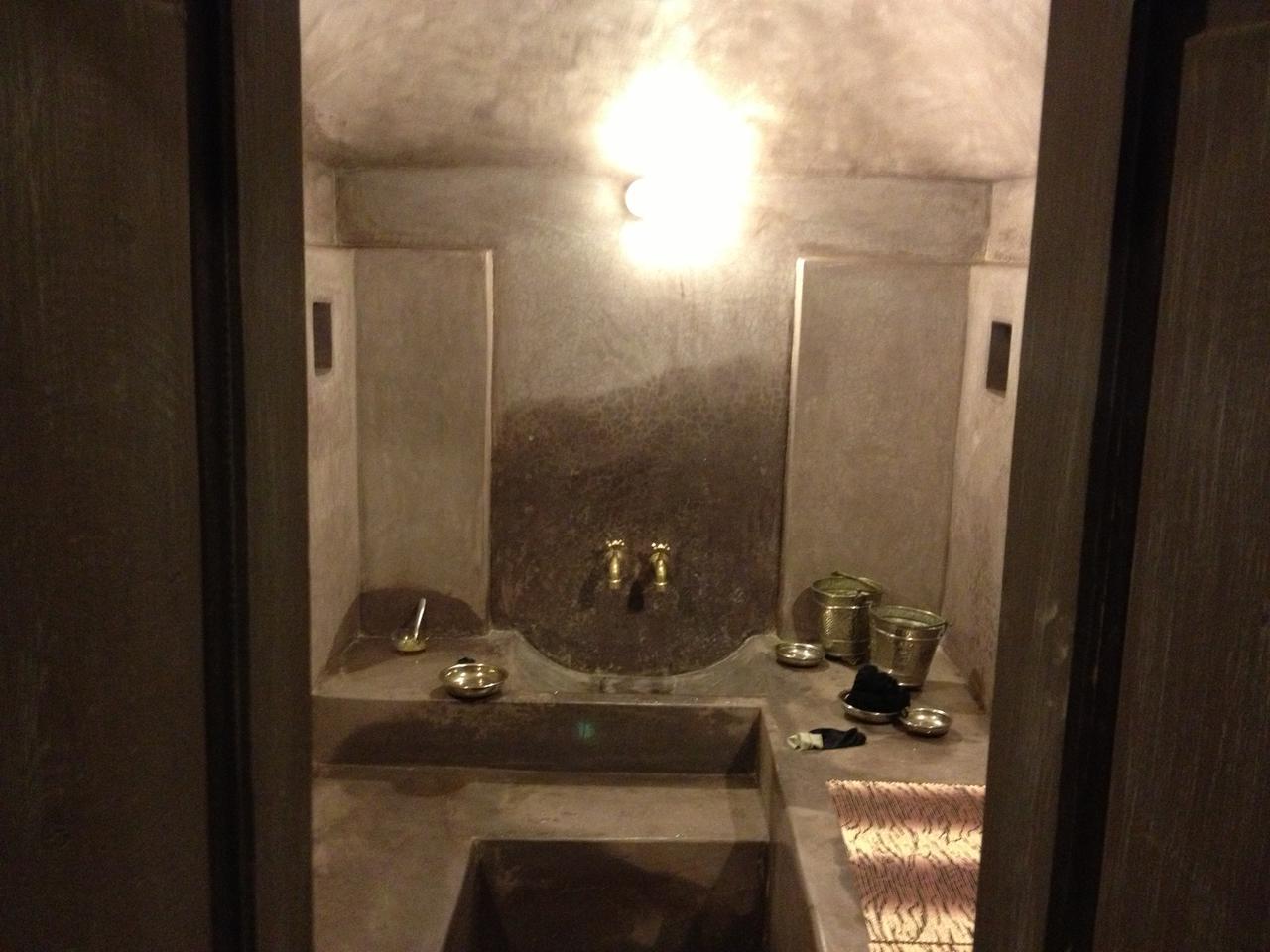 画像2: ホテルのハマム(イメージ)