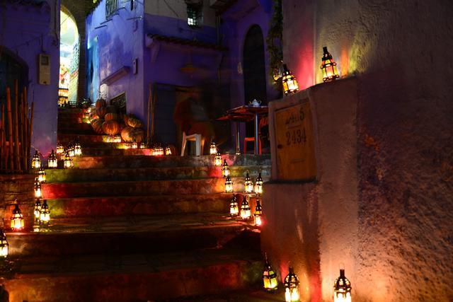 画像5: 【モロッコ】青の街シャウエンから生中継♪オンラインツアーを実施しました!