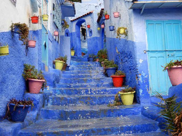 画像: 【モロッコ】青の街シャウエンから生中継♪オンラインツアーを実施しました! - クラブログ ~スタッフブログ~|クラブツーリズム