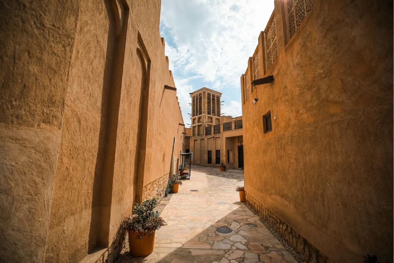 画像: 歴史を感じさせるアル・ファヒディ地区(イメージ)