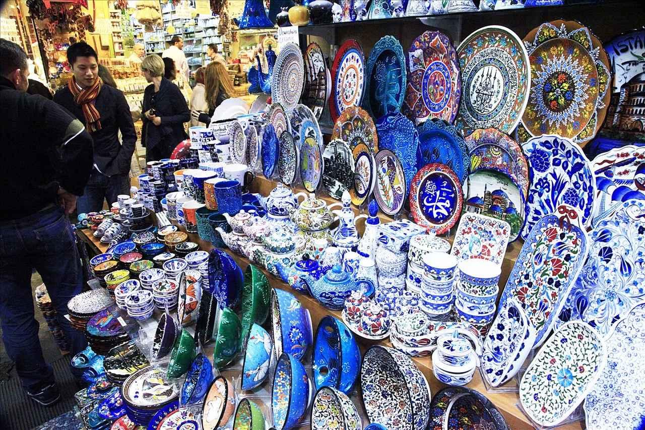 画像: トルコのバザールでは可愛いものたくさん!(千葉県・上田照二様作品)