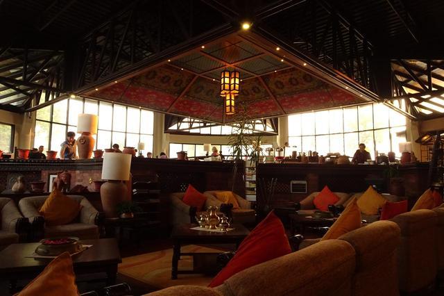 画像: クラブヒマラヤ・ナガルコット・リゾートホテル(イメージ/弊社スタッフ撮影)