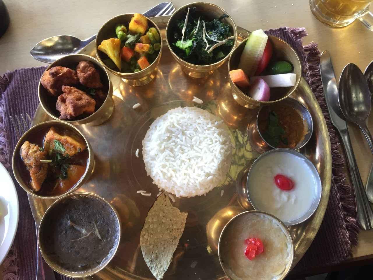 画像: ネパール料理(イメージ)
