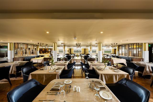 画像: ナイル川クルーズ船のレストラン(イメージ)