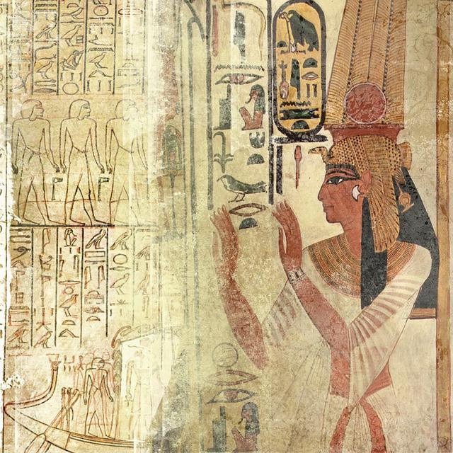 画像: ネフェルタリの墓(イメージ)