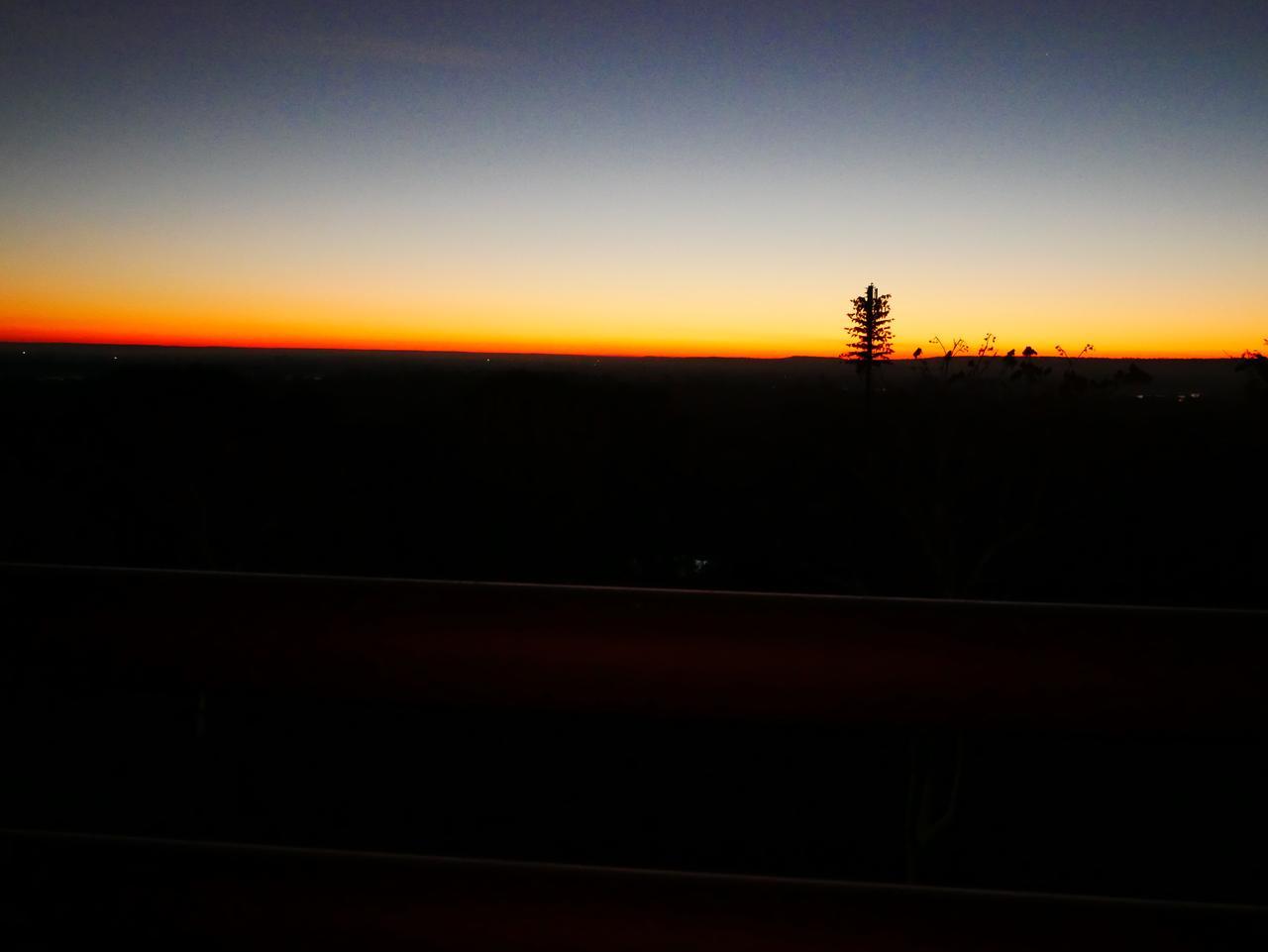 画像: 当時の日の出時間は6:40頃でした。(2019年7月 担当者撮影)