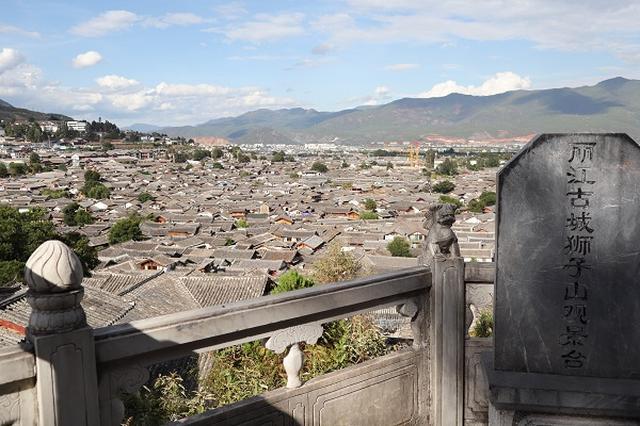 画像: 獅子山展望台からの風景。絶景ですが、ここまで来るのに急な石の階段を乗り越えて体力を使い果たしました。ツアーでは希望者のみご案内します。