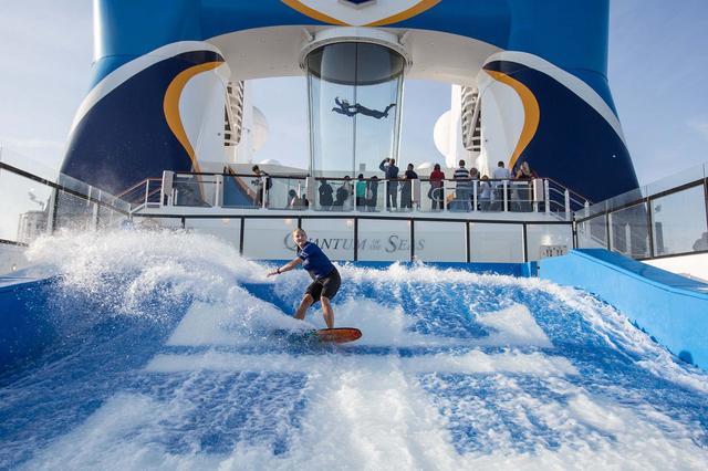 画像: 船上には楽しみがいっぱい/イメージ