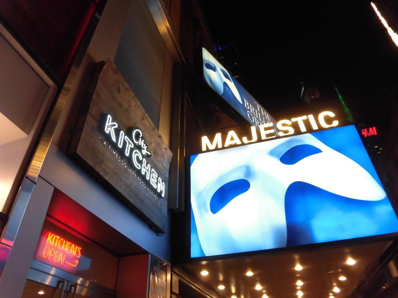 画像: 夜は本場のブロードウェイミュージカルを満喫!/イメージ