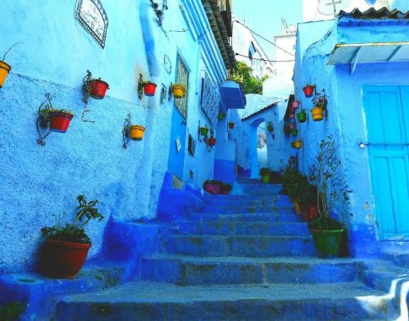 画像: 青の街シャウエン