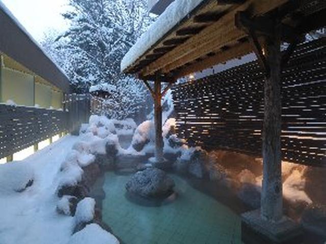 画像: 温根湯温泉・温根湯ホテル四季平安の館