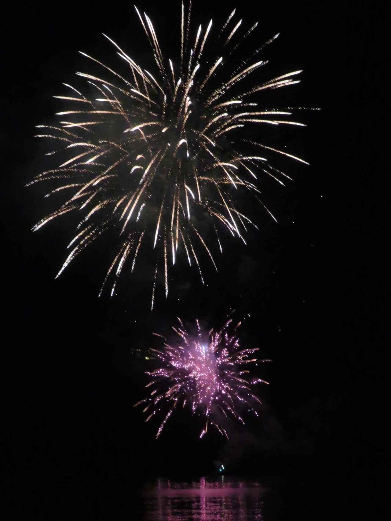 画像: 春から秋にかけて、洞爺湖上から毎晩打ちあがる花火を目の前で見られるのは宿泊者ならでは!