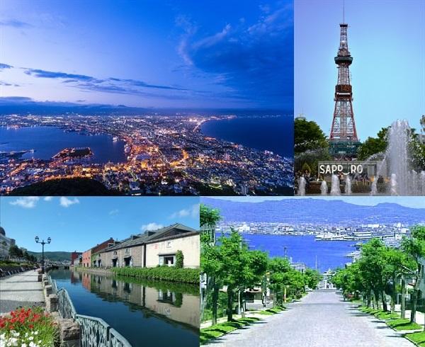 画像: 北海道三都(札幌・小樽・函館)ツアー・旅行|クラブツーリズム