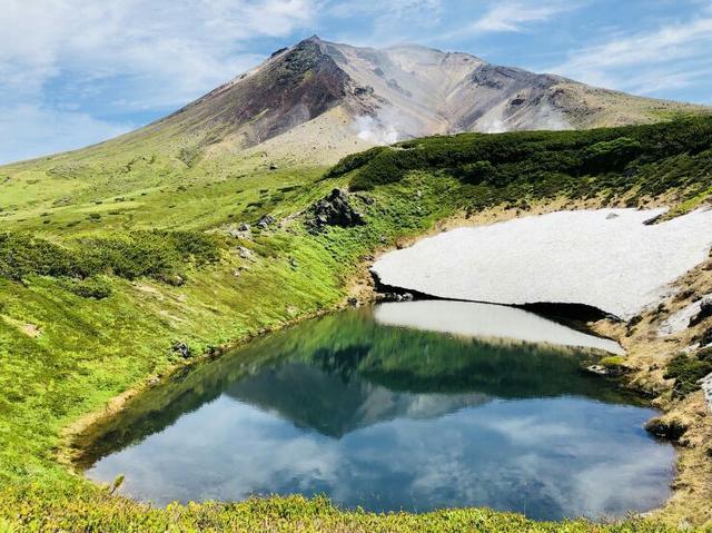 画像: 絶景の鏡池