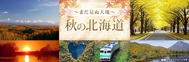 画像: まだ見ぬ秋の北海道へ! 秋の風物詩ツアー特集|クラブツーリズム